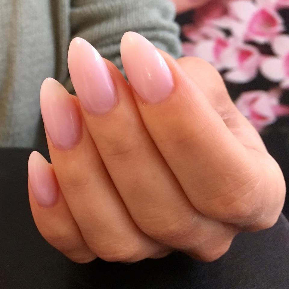smukke negle plejet med sopolish